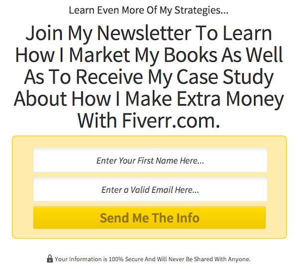 Fiverr Build List