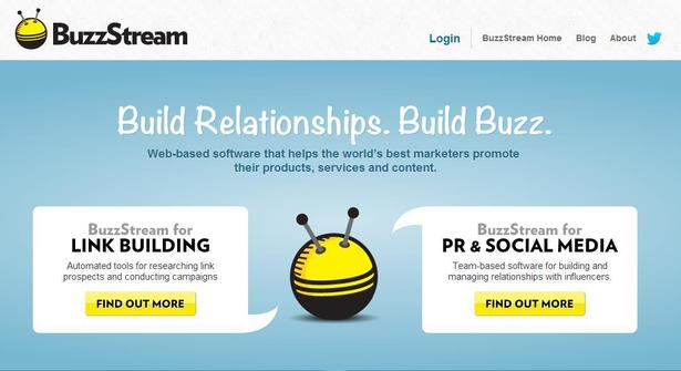buzzstream website value proposition